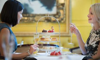 Afternoon Tea at The Goring - Belgravia, London